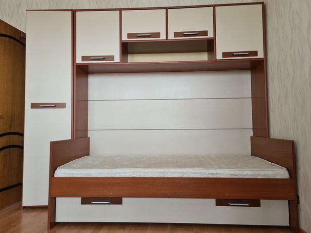 Шкаф плюс кровать
