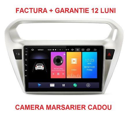 Navigatie Gps Android Peugeot 301 , Citroen C-Elysee , Nou , Garantie