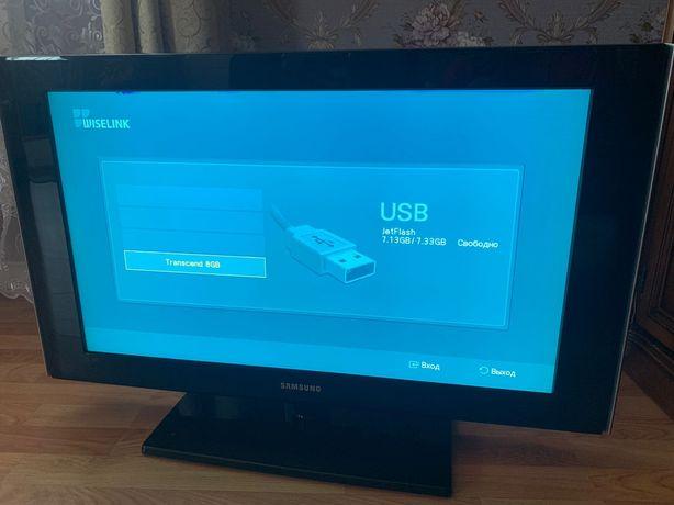 Телевизор samsung+ подставка