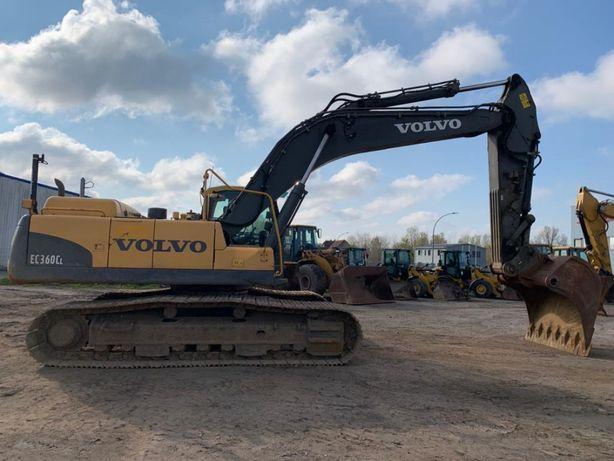 Excavator Volvo EC 360 CL