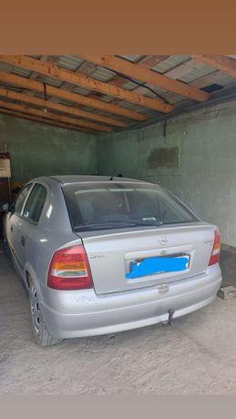 Opel Astra G, motor 1.6, an 2002.