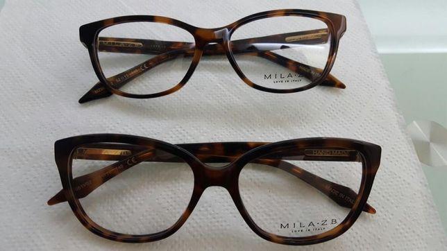 Rame ochelari vedere Mila Zegna noi originali Hand Made