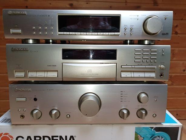 Sistem audio cu boxe Pioneer