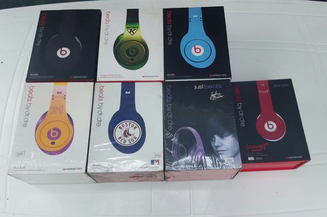 Monster beats By Dr.dre, solo