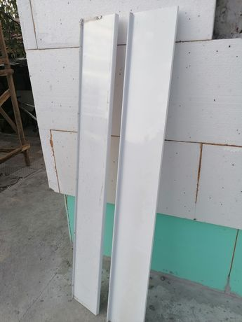 Алуминев подпрозоръчен перваз
