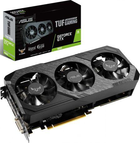 Продам в идеальном состоянии видеокарту Asus GTX1660 6gb Gaming