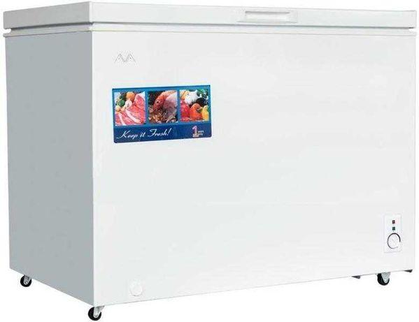 Морозильник Ava AFC-300C белый