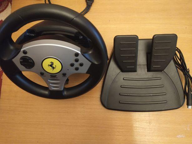 Volan PS3 , PS2 , Wii , GameCube , PC volan thrustmaster