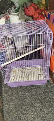 Отдам клетку для попугая