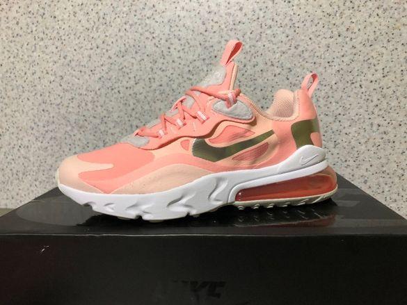 "ОРИГИНАЛНИ *** Nike Air Max 270 / "" Coral Pink """