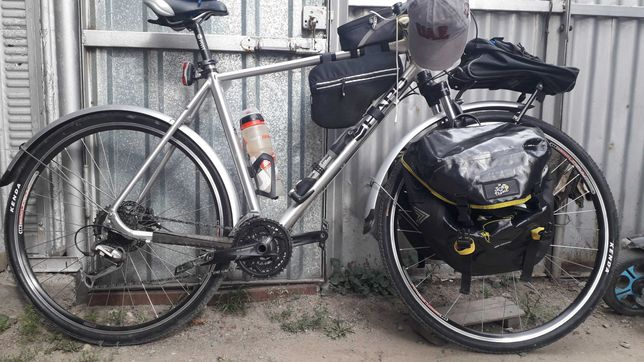 велосипед Haro Westlake 2018 размер колес 28, рамы 23 - XXL