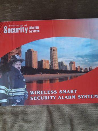 GSM алармена система + два безжични датчик подарък