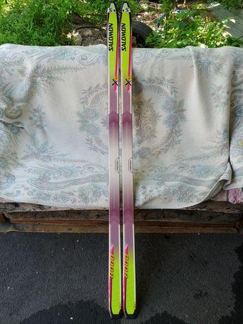 """Комплект горных лыж """"Salomon"""""""