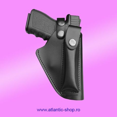 Toc de piele pentru pistol Glock