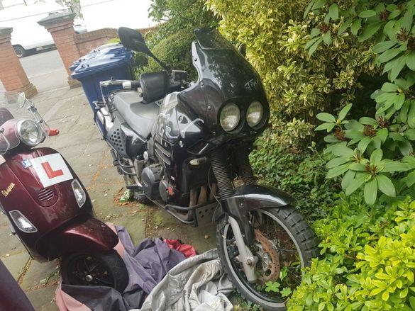 мотоциклет Триумф
