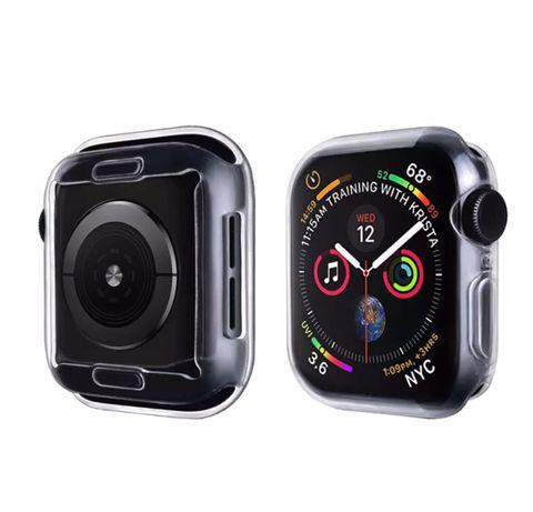 Силиконов кейс Apple watch 38/40/42/44mm iWatch case 38mm 40mm 42mm 44