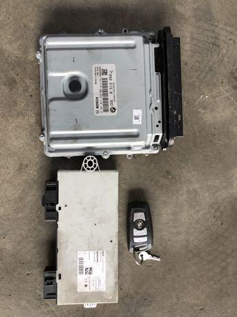 Компютър/ кас модул/ ключ БМВ Ф10, 2.0д (computer/ cas 4 BMWF10)
