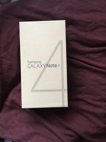 vand cutie Samsung galaxy note 4