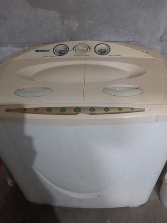 Продам полуавтомат стиральные машина 6.5кг