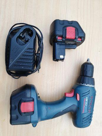 Професионален винтоверт Bosch GSR 12-2