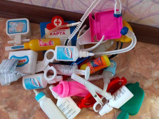 аптечка -игра, детская