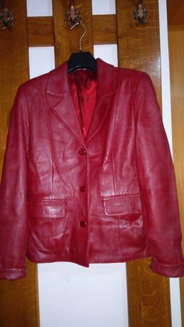 Vând haină piele naturală