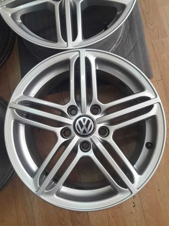 Jante 16 VW Passat Golf Touran Jetta, Beetle Bora 5X112 , 7jX16  ET45