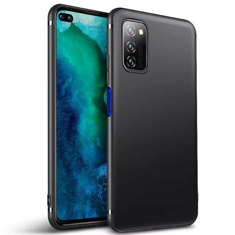 Samsung S20 S20 + S20 Ultra - Husa Ultra Slim Din Silicon Neagra