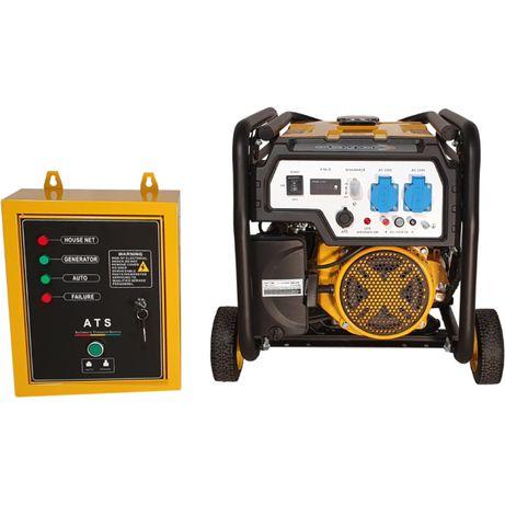 Generator Stager FD3600E+ATS -Automatizat,Putere 2.8kW,Ideal Uz Casnic