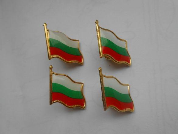 Знаме,трикольор,трибагреник за поставяне на дреха/сако,палто,униформа/