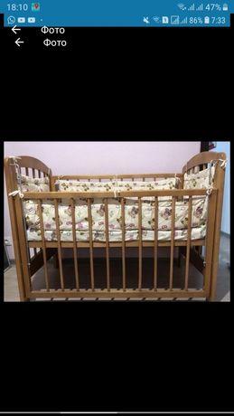 Кроватка манеж для детей