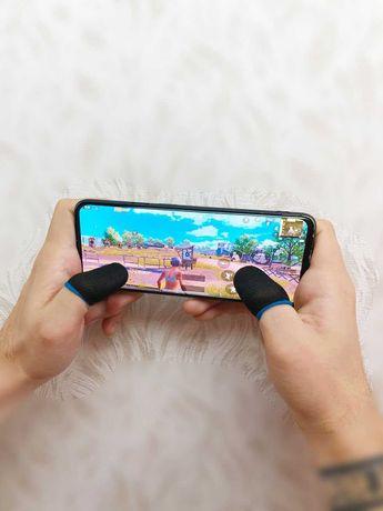 Напальчники для игр телефона pubg пубг смартфона напальчик