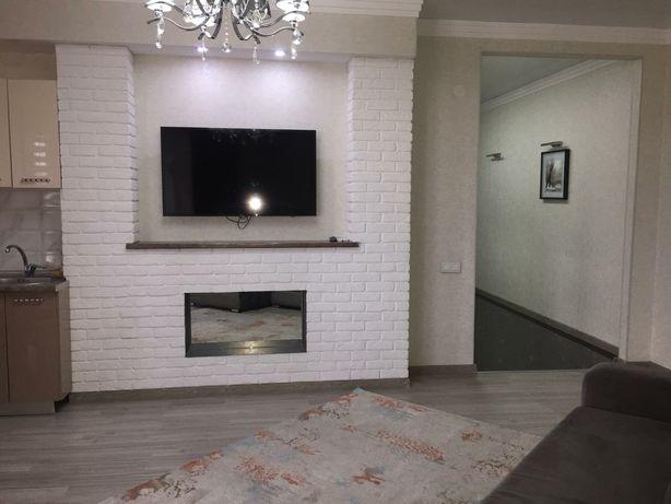 3х комнатная квартира в центре Алматы