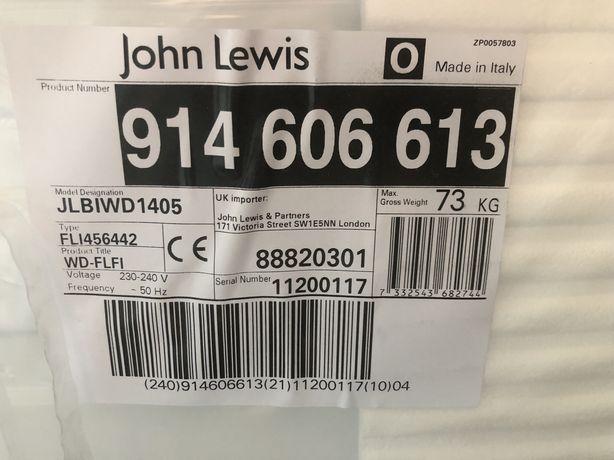 Masina de spalat cu uscator JOHN LEWIS