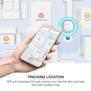Breloc Nut Find 3 Smart Tracker Anti Pierdere, Alarma, Sistem Urmarire