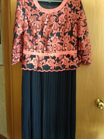 Платье 48 размер, Турция