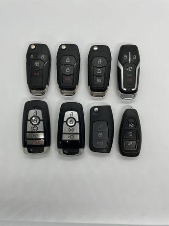 Корпус ключа на Ford