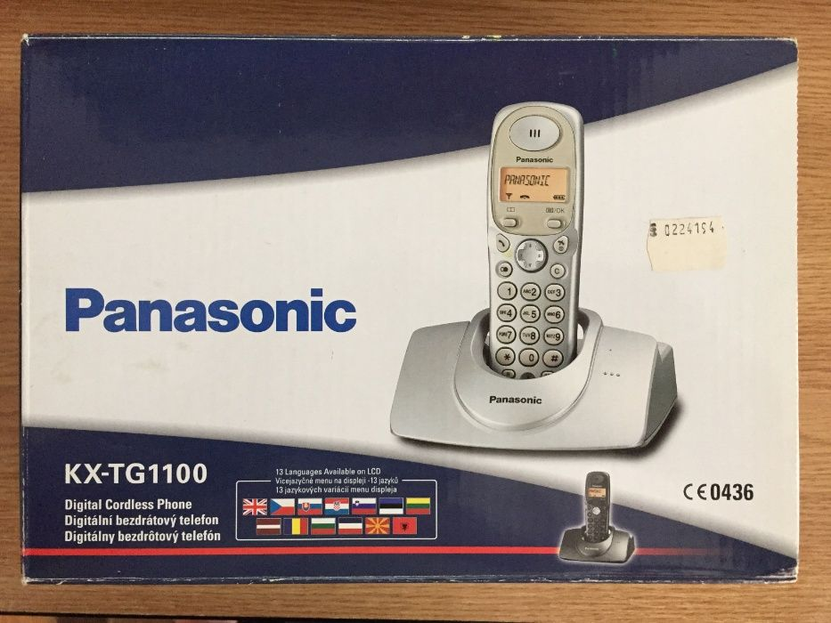 Telefon fix, fara fir,Panasonic