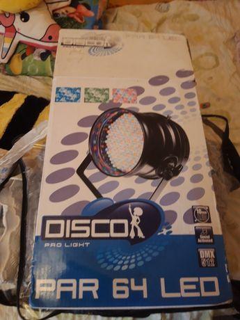 Proiector disco .