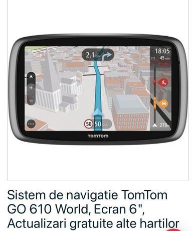 Sistem de navigatie Tomtom go 610