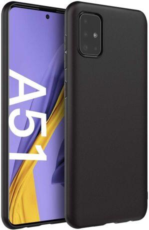 Силиконов гръб Matt TPU за Samsung Galaxy A51, Galaxy A71, Galaxy A41