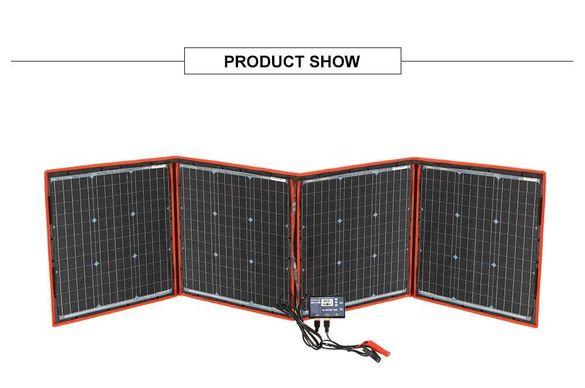 Преносим слънчев панел 150W 12V