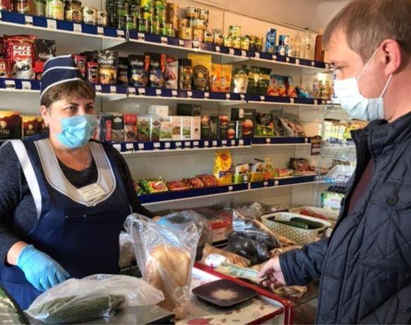 Продуктовый магазин на Янушкевича