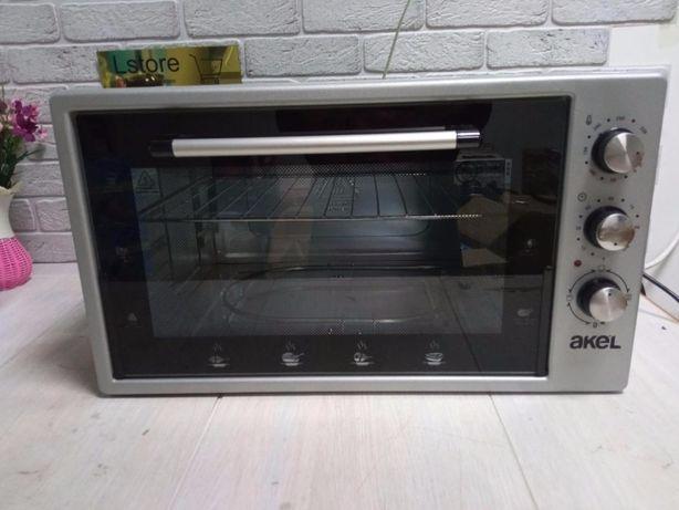 Akel печь, электрическая духовка 40 л Турция+ доставка до двери