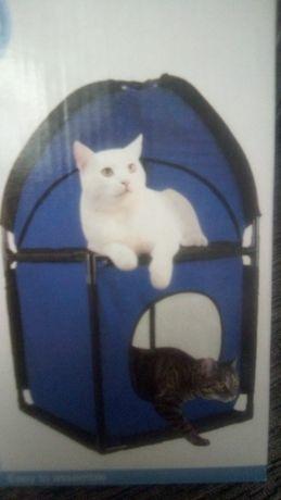 Къщичка за котки