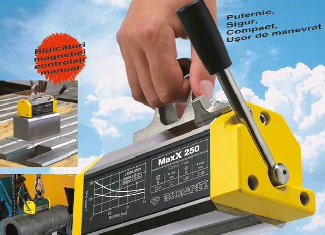 Magnet permanent MaxX 250
