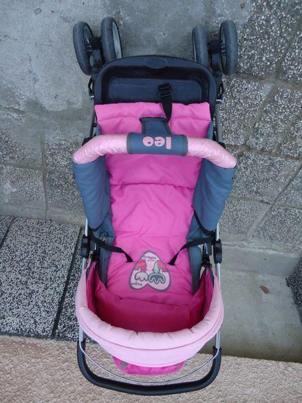 детска количка leo