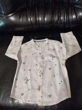Риза за момченце 12 /18 - 86 размер