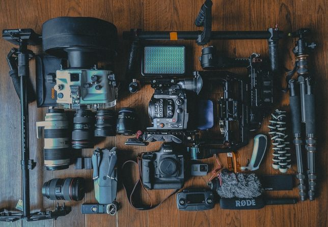 Închiriez echipament foto/video Sony/Canon 4K
