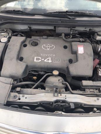 Alternator ,Electromotor Toyota Avensis 2.0 D4D tip motor 1CD FTV